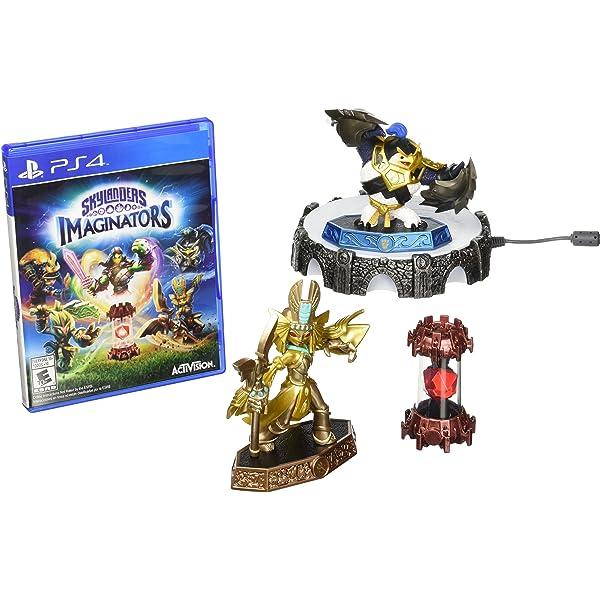 PS4 Skylanders: Imaginators Starter Pack US Version: Amazon ...