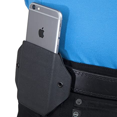 new arrival ab70e 9495f Amazon.com: Glock Store Tactical Phone Holster: Cell Phones ...