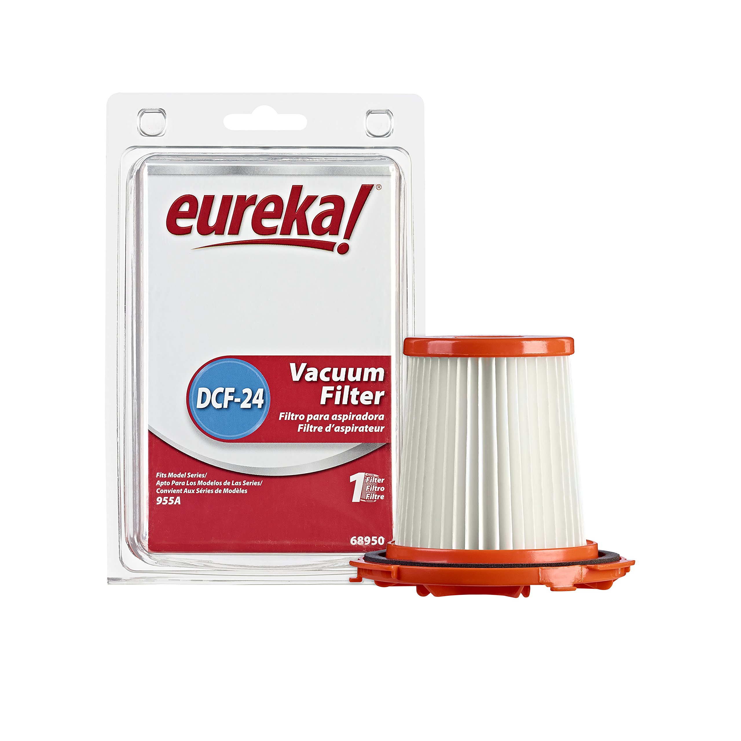 Genuine Eureka DCF-24 Filter 68950 - 1 filter