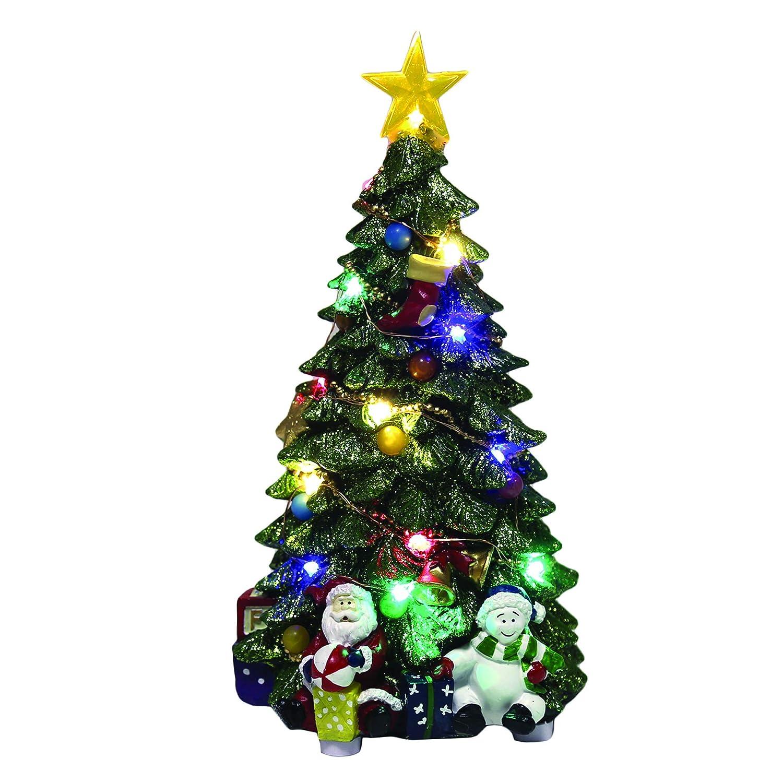 Christmas Trees 10cm Freestanding x 5.