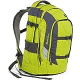 Satch Schulrucksack Pack Ginger Lime 206 grün melange
