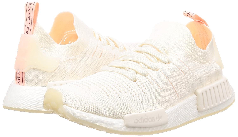 Adidas Damen NMD_r1 Stlt (Blanub/Blanub/Narcla Pk W Fitnessschuhe, Weiß (Blanub/Blanub/Narcla Stlt 000) fbed4d