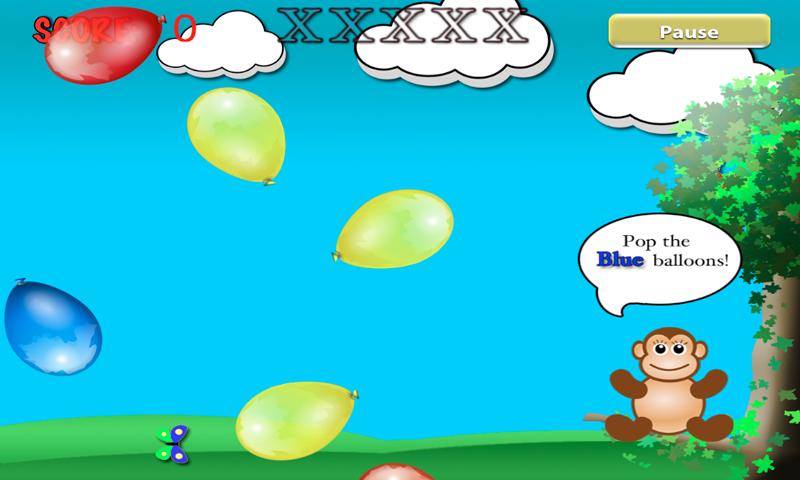 Amazon.com: Balloon Academy HD - Pre K & Kindergarten - Colors ...
