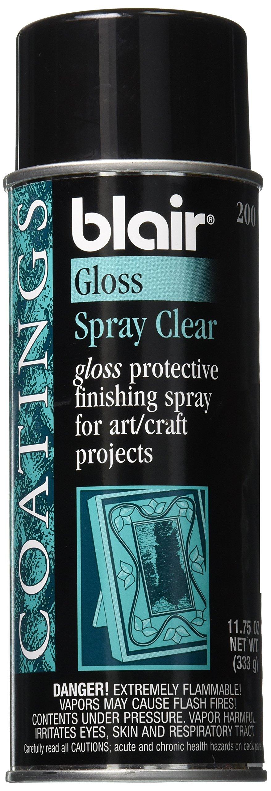 Blair Spray Clear Gloss (20016)