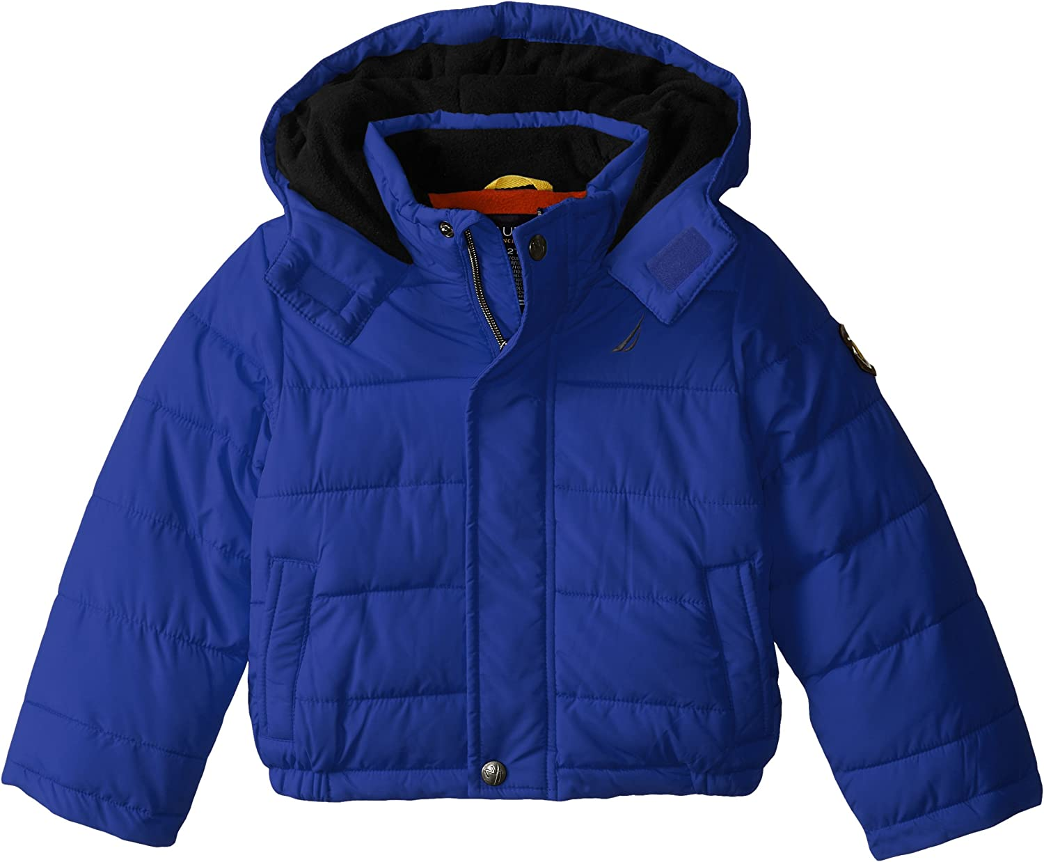 Nautica Boys Toddler Helm Bubble with Storm Cuffs