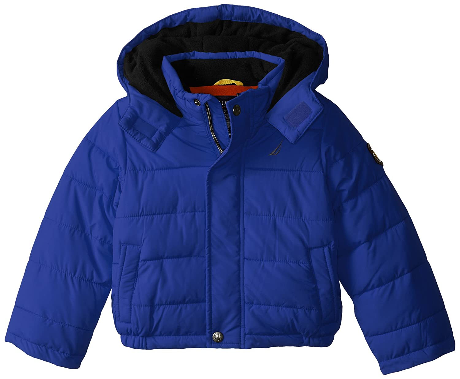 Nautica Boys Hooded Puffer Jacket N229101Q