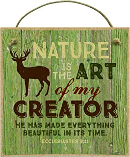 product image for Imagine Design Nature is The Art Magnet, Multi