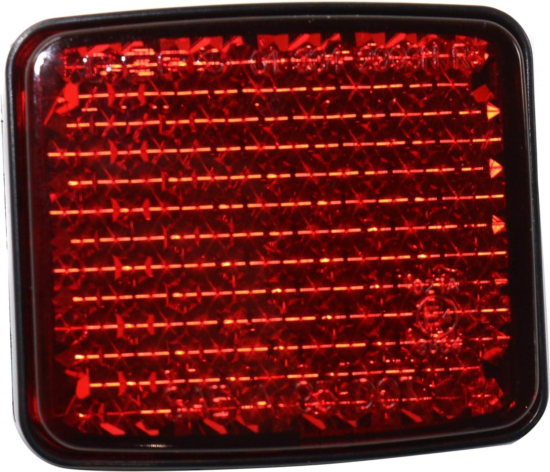 Rear Bumper Reflector for RAM PROMASTER VAN 2014-2018 RH=LH CAPA