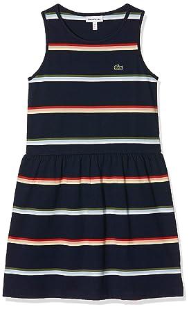 a0b9d94d8de4 Lacoste Robe Fille: Amazon.fr: Vêtements et accessoires