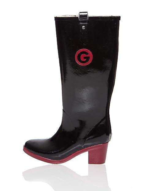 c57beb02b5bc6 Gioseppo Bota Agua negro burdeos 35  Amazon.es  Zapatos y complementos