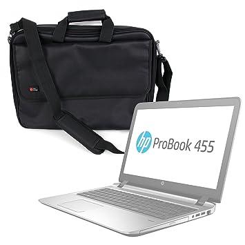 """Caja negra con bandolera para Acer Spin 7 14 """"y HP ProBook 455 G3"""