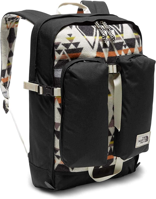 The North Face Unisex Pendleton Crevasse Backpack (Vintage White print)