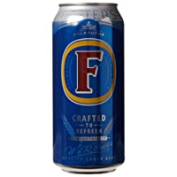 Foster's Lager Beer Can, 12 x 440ml Cans
