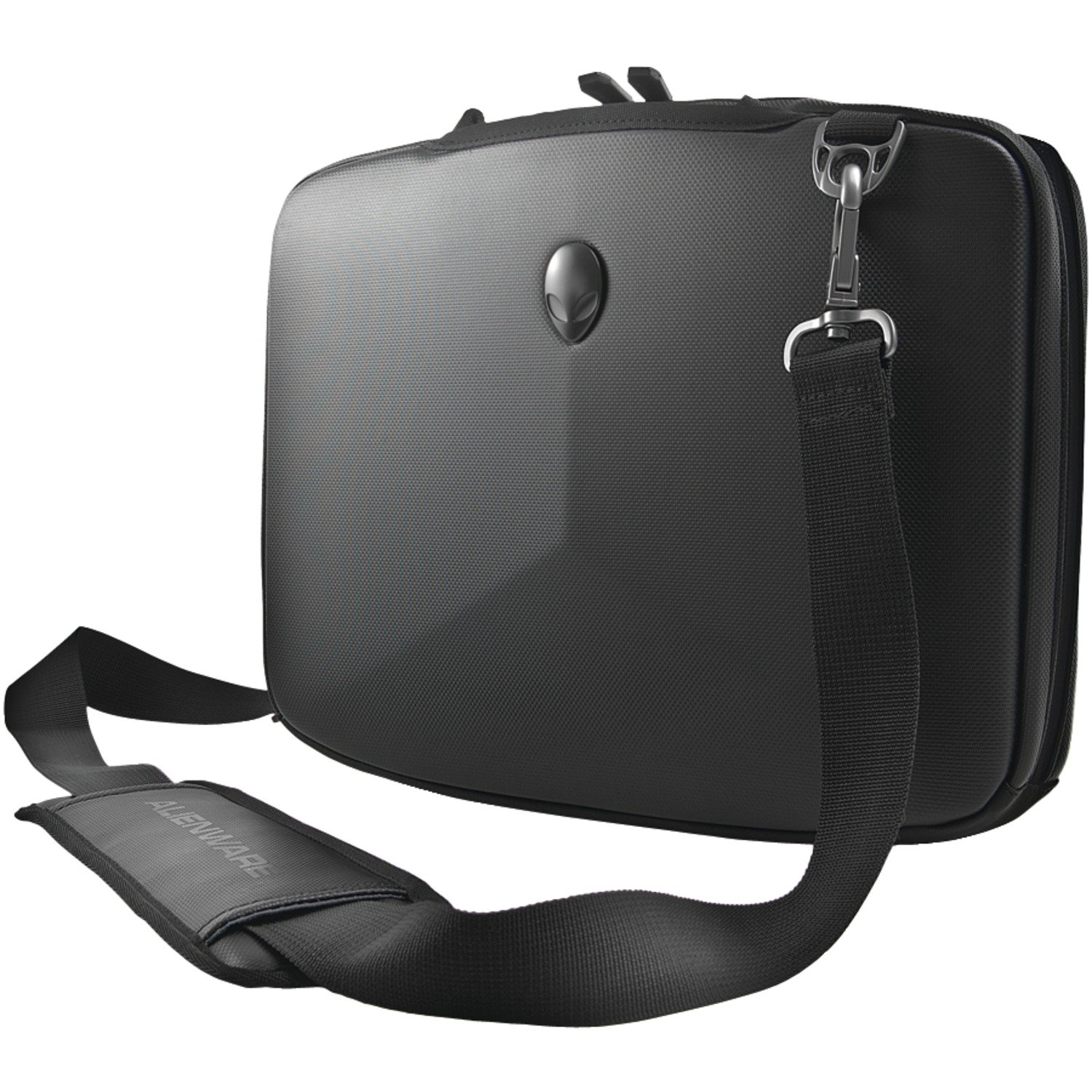 Amazon.com: Alienware Vindicator Slim Hard Case for 17-Inch Laptop ...