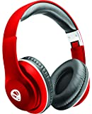 Ncredible1 Wireless Bluetooth Headphones by RadioShack Red