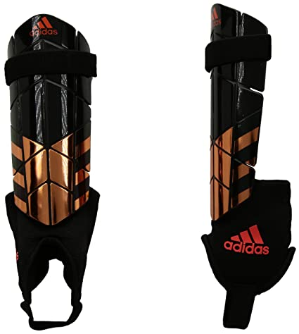 5bb42657e Amazon.com : adidas Performance Ghost Reflex Shin Guards : Sports ...