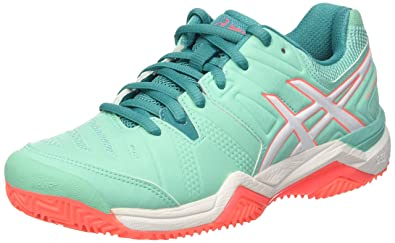 a644b3774526 ASICS Women s Gel-Challenger 10 Clay Gymnastics Shoes  Amazon.co.uk ...