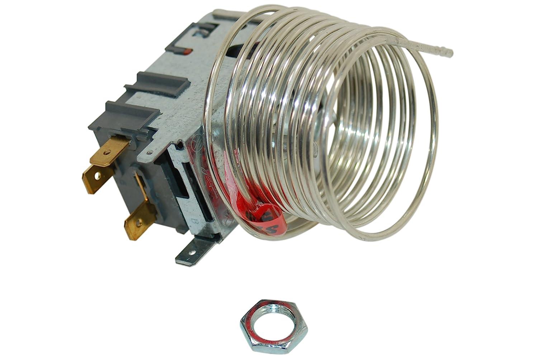 Hotpoint réfrigération Thermostat K59-s1840terme (3) C00278636 [Classe énergétique A+++] Universal 5054680381282