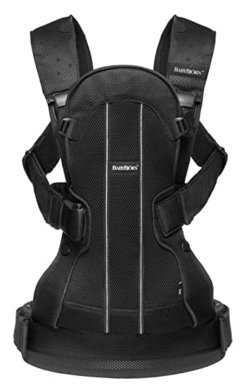 baa057d4b27 Amazon.com   BABYBJORN Baby Carrier We - Black