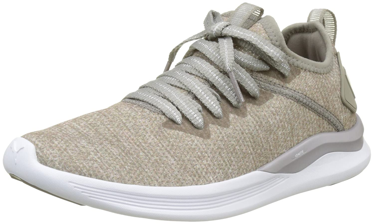 TALLA 38 EU. Puma Ignite Flash Evoknit EP Wn's, Zapatillas de Cross para Mujer