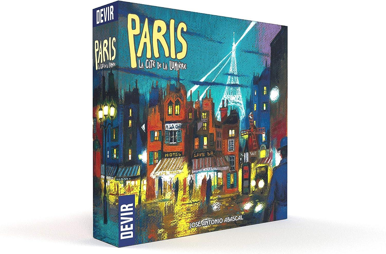 Devir- Paris: La Cité de la Lumière (BGPARSP): Amazon.es: Juguetes y juegos