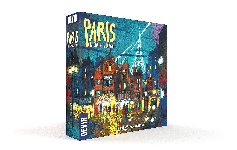Devir- Paris: La Cité de la Lumière (BGPARSP): Amazon.es: Juguetes ...