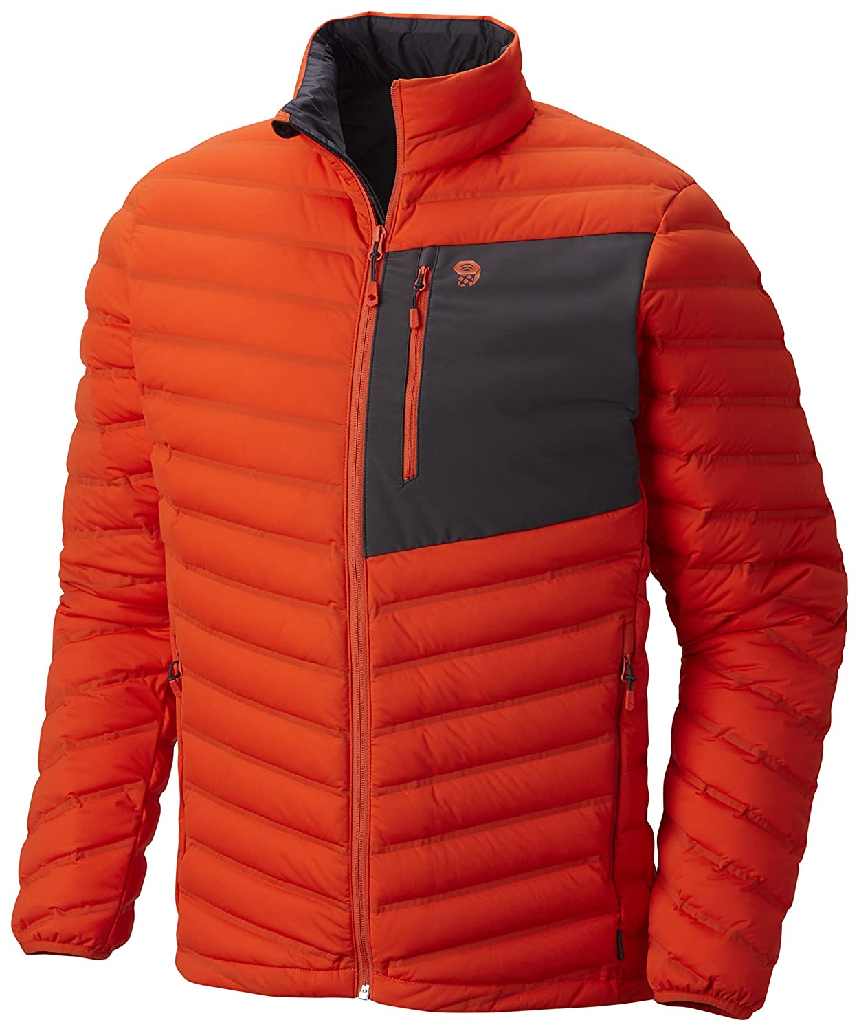 Orange XXL Mountain Hardwear Doudoune StretchDown veste