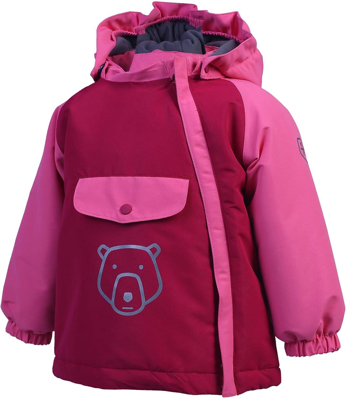 Color Kids Kaido Mini gewatteerde winterjas voor meisjes