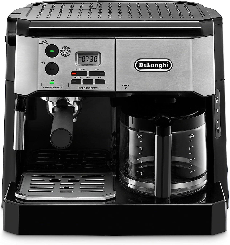 De'Longhi Combination Pump Espresso and 10c Drip Coffee Machine