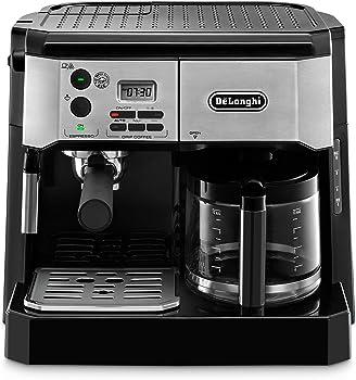 De'Longhi All-in-One Combination Coffee Maker Espresso Machine