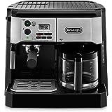 De'Longhi BCO430BM All-in-One Combination Maker & Espresso Machine + Advanced Milk Frother for Cappuccino, Latte & Macchiato
