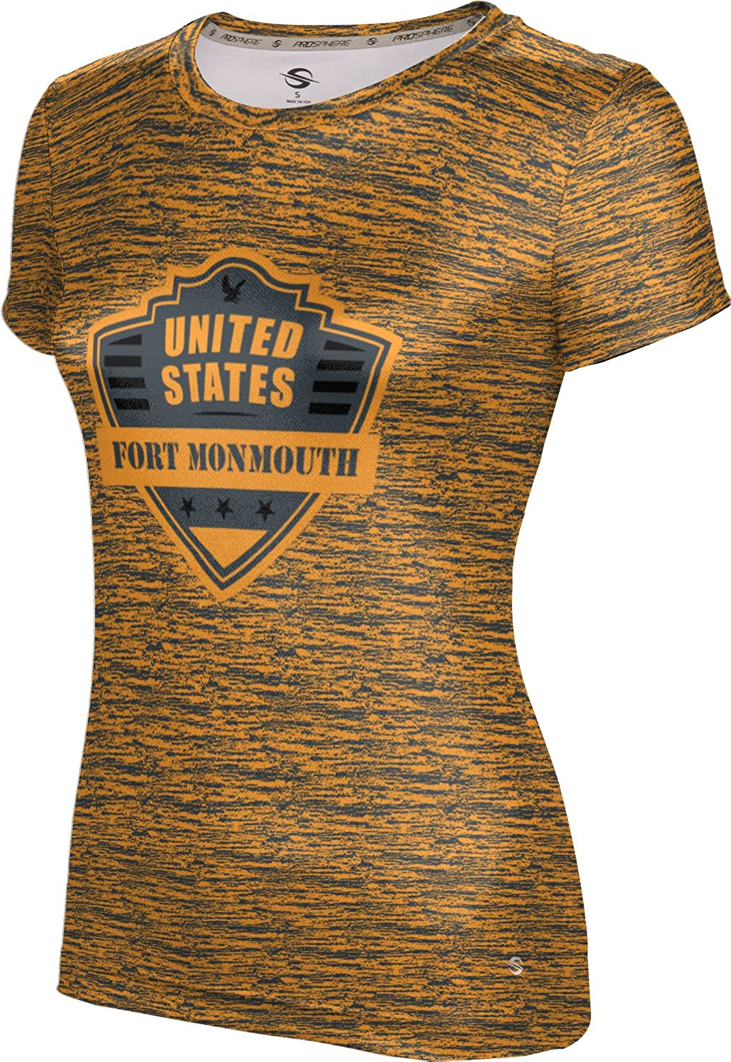 ProSphere Women's Fort Monmouth Military Brushed Tech Tee