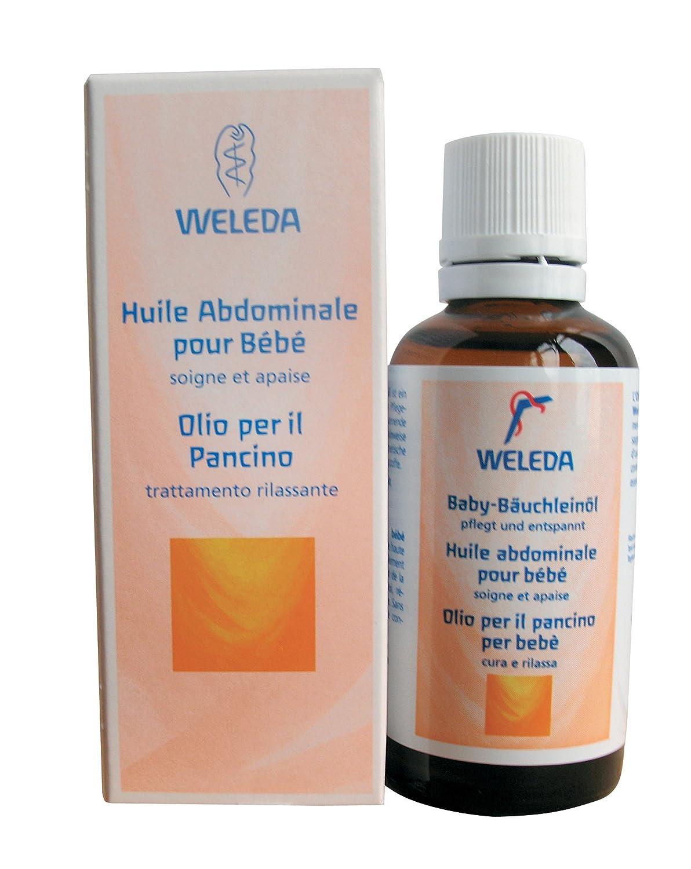 WELEDA Körperöl 1er Set Baby Oil 50.0 ml, Preis/100 ml: 21.33 EUR OLPAB WLD00111