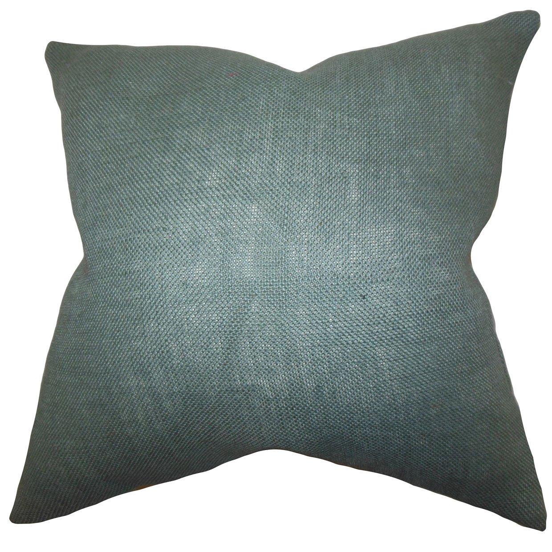 The枕コレクションElleryソリッド枕、グレー   B00R6JWN1W
