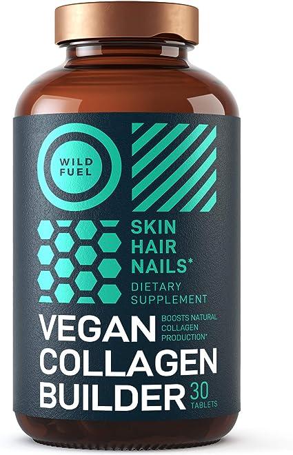 WILD FUEL Maximum Potency Vegan Collagen Builder