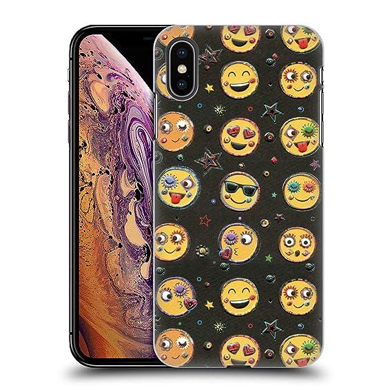 Amazon com: Official Turnowsky Emoji Mojo Gen Y Hard Back