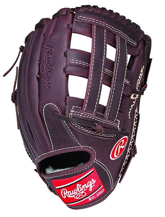 Primo 12.75-inch Outfield Baseball Glove, Right-Hand Throw (PRM1275H)