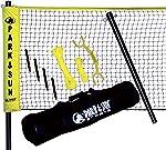 Filet de badminton professionnel Park and Sun