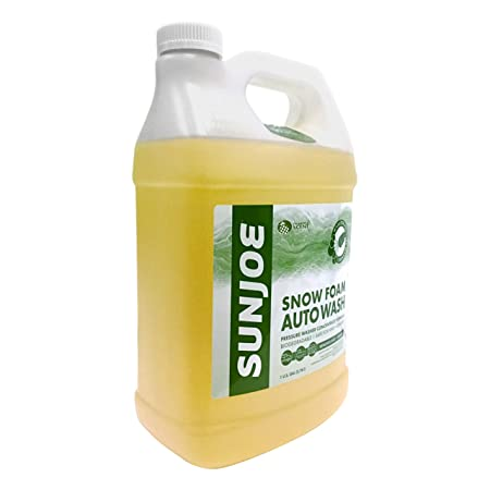 Sun Joe Snow Foam Cannon Pressure Washer Detergent