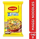 Maggi Nestle  2-minute Instant Noodles, Masala - 140g Pouch