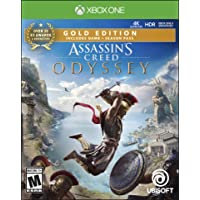 Amazon.com deals on Assassins Creed Odyssey Gold Edition for Xbox One