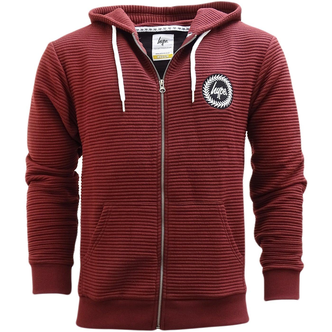 Just Hype Herren Sweater Sweatshirt, Einfarbig