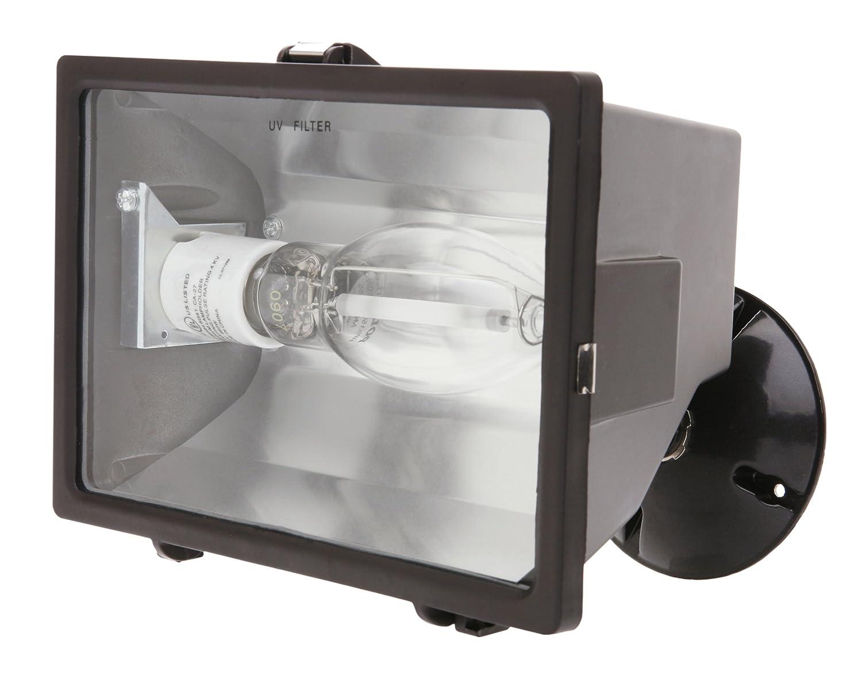 Designers Edge L 1760hps 150 Watt High Pressure Sodium Commercial Vapor Light Wiring Diagram Flood Bronze