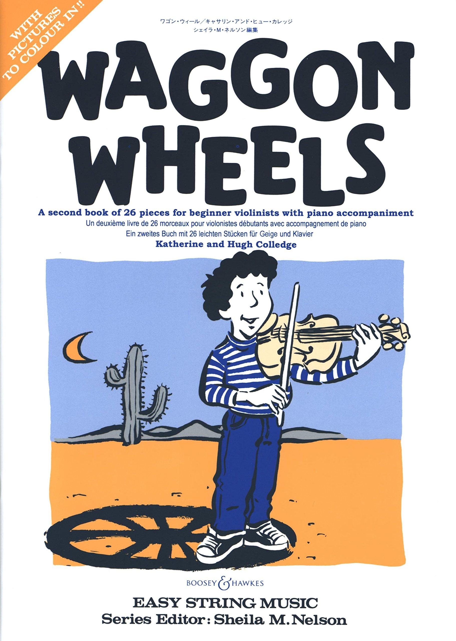 Waggon Wheels Vln/Pf
