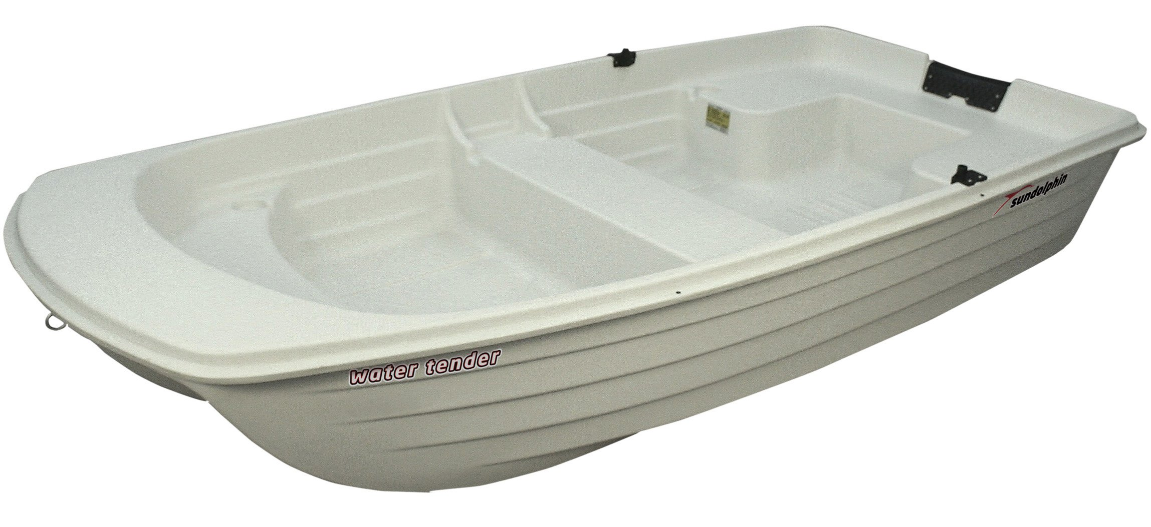 Sun Dolphin Water Tender Row Boat (White, 9.4-Feet) by Sun Dolphin