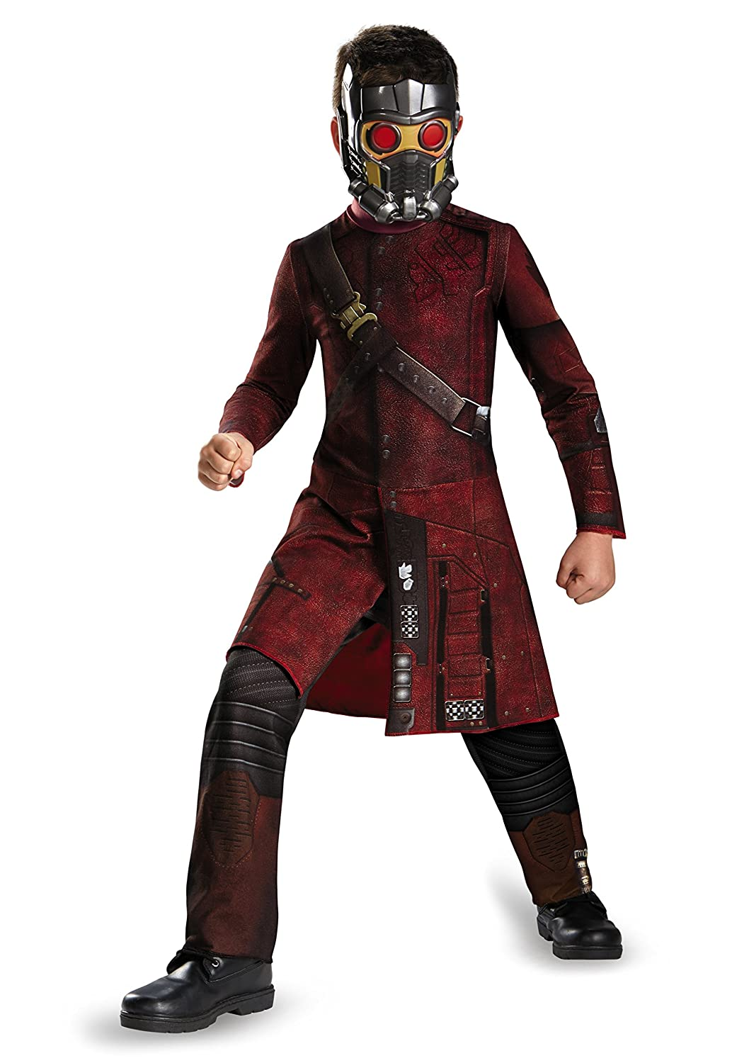Amazon.com: Disguise Marvel's Guardians of The Galaxy Star-Lord ...