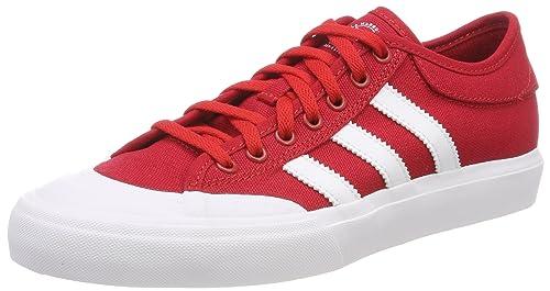 Adidas Matchcourt J, Zapatillas de Deporte Unisex niño, Rojo (Escarl/Ftwbla/Gum4 000), 28 EU: Amazon.es: Zapatos y complementos