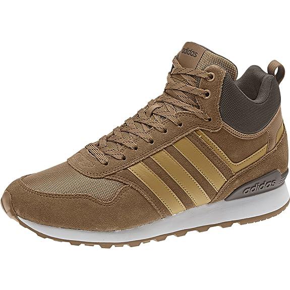 adidas herren 0xt wtr mid hohe sneaker schwarz 45