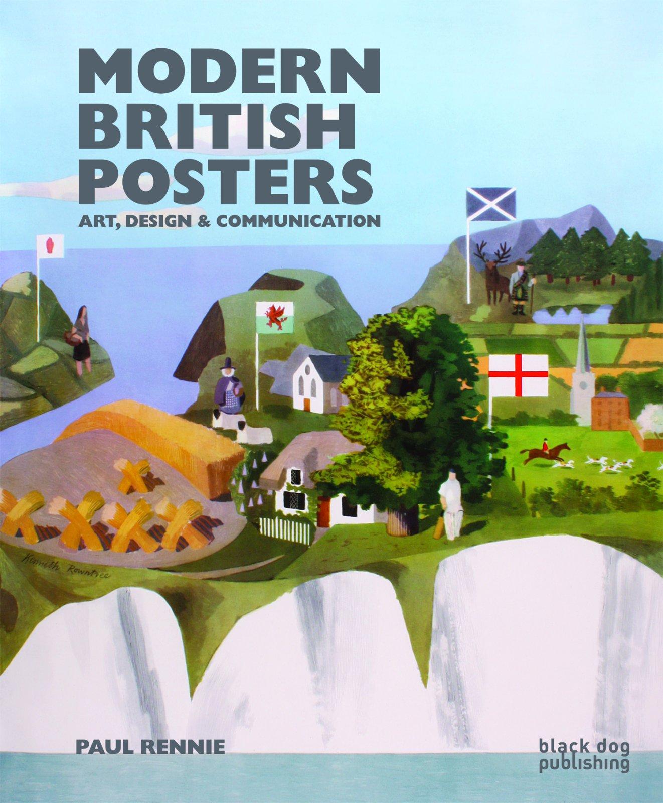 Poster design landscape - Modern British Posters Art Design Communication Paul Rennie 9781906155971 Amazon Com Books