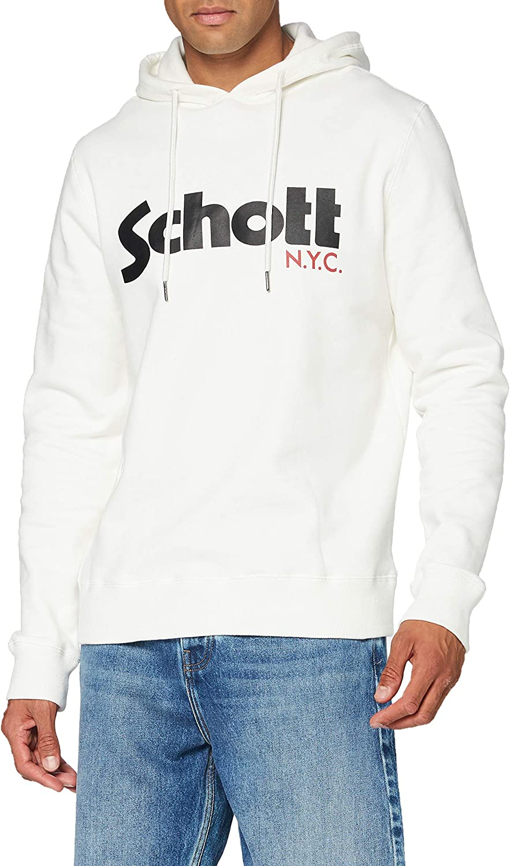 Schott Swbilly Felpa Uomo